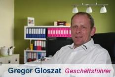 Dachdecker Gregor Gloszat